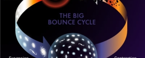 Un cicle etern big-crunch big-bounce